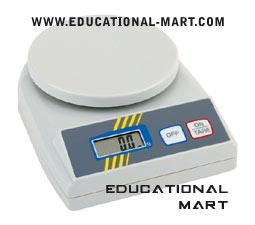 Laboratory balance : laboratory scales and balance - chemistry